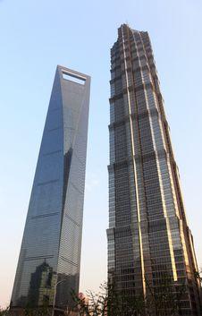 Free Shanghai Stock Image - 14348671