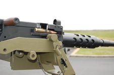 Free Machine Gun Stock Photography - 14348782