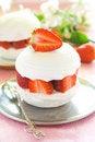 Free Strawberry Dessert Stock Image - 14350951