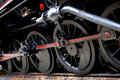 Free Wheels Old Train Stock Photo - 14353920