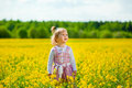 Free Girl On The Meadow Stock Image - 14357341