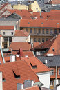 Free Rooftops Of Red Stock Photos - 14359133