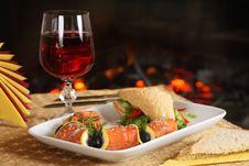 Free Dinner Stock Image - 14350241
