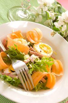 Free Vegetables Salad Stock Photos - 14351233