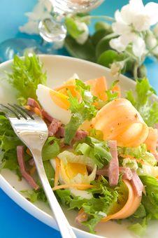 Free Vegetables Salad Stock Images - 14351284