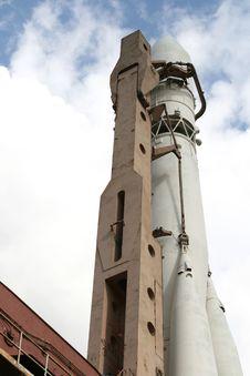 Free Spaceship Vostok Stock Photos - 14352843