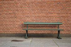 Free Green Bench Stock Photos - 14353323