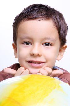 Free Happy Child Royalty Free Stock Image - 14353586