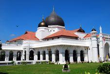 Free Georgetown, Malaysia: Kapitane Keling Mosque Stock Photos - 14353823