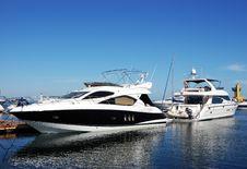 Free Marine Yachts Stock Images - 14354294