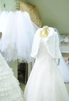 Free Wedding Showroom Stock Images - 14354354