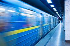 Free Subway Station Stock Image - 14355361
