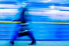 Free Subway Train Stock Photo - 14355410