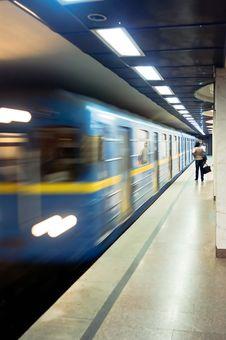 Free Subway Station Stock Images - 14355494