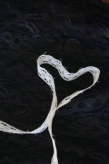 Free White Heart Royalty Free Stock Photos - 14356078
