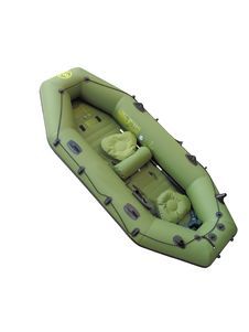 Free The Image Of Inflatable Boat Royalty Free Stock Photos - 14356108