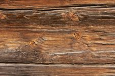 Free Old Wooden Background. Stock Images - 14356314