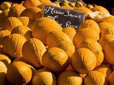 Free Honey Melon Royalty Free Stock Image - 14356626