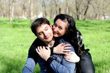 Free Couple In Love Royalty Free Stock Photos - 14356688