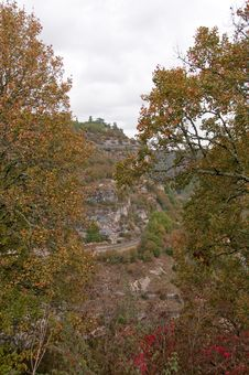Free Road To Rocamadour Royalty Free Stock Photo - 14356695