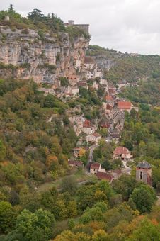 Free Rocamadour Stock Photography - 14356932