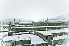 Free Factory Stock Photo - 14357030