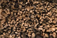 Free Firewood Royalty Free Stock Image - 14357396