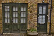 Free British Entrance Stock Photography - 14357602