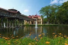 Free Beautiful Palace Stock Photo - 14357630
