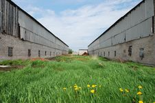 Free Farm Building Stock Image - 14358021