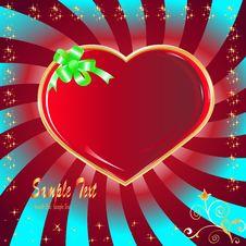 Postcard Heart, Holiday