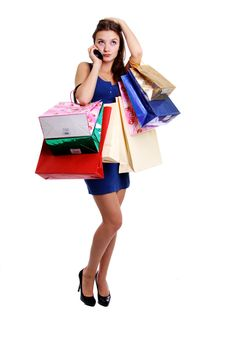Free Shopping Stock Images - 14358654