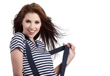 Free Smiling Young Woman Royalty Free Stock Images - 14358729
