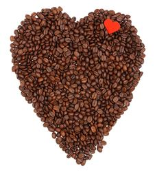 Free Love For The Coffee Stock Image - 14358731