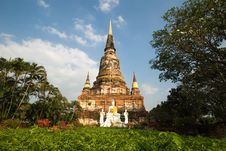 Free Temple In Thailand Stock Photos - 14358933
