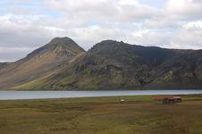 Free Alftavatn Lake, Iceland. Royalty Free Stock Photo - 14359225