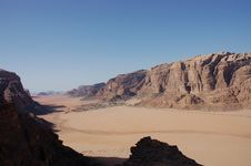 Free Bedouin Village In Wadi Rum, Jordan. Royalty Free Stock Photography - 14359387