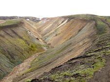 Free Icelandic Landscape. Royalty Free Stock Images - 14359479