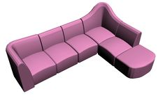 Free Sofa Royalty Free Stock Photography - 14359597