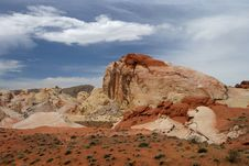 Free Valley Of Fire Stock Photo - 14359620
