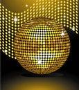 Free Disco Sphere Royalty Free Stock Photo - 14361395