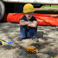 Free Hard Hat Boy Stock Images - 14367404