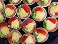 Free Fruit Tarts Stock Photos - 14367943