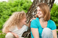 Free Happy Mother With Her Daughter Stock Photos - 14369783
