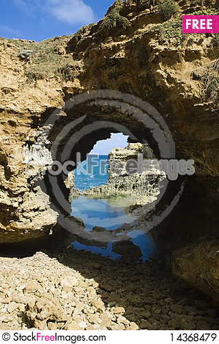 Free Sea View Royalty Free Stock Images - 14368479