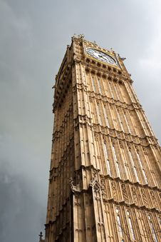 Free The Big Ben Royalty Free Stock Photography - 14360057
