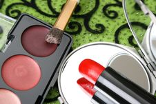 Free Make-up Stock Photography - 14360522