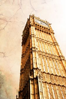 Free The Big Ben Stock Images - 14360784