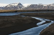 Free Icelandic Volcano Stock Image - 14360851