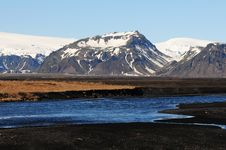 Free Icelandic Volcano Royalty Free Stock Image - 14361226